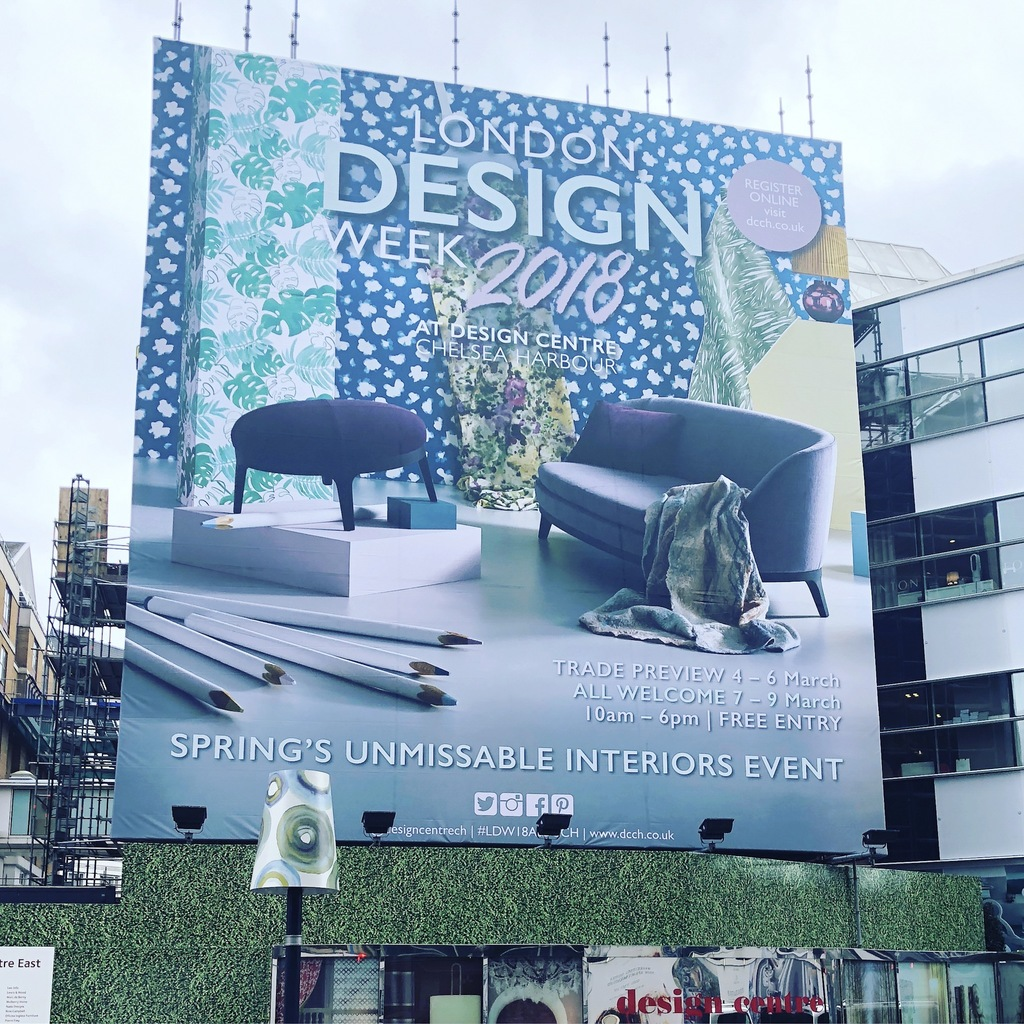 London Design Week 2018